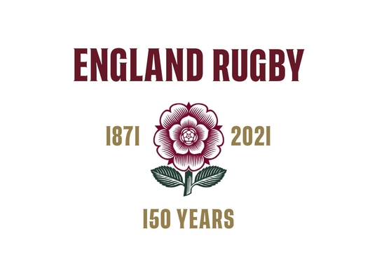 England Rugby 1871-2021: 150 Years Cover Image