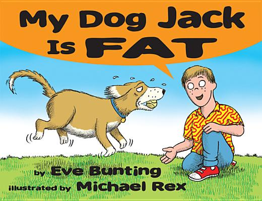 My Dog Jack Is Fat Cover