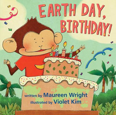 Earth Day, Birthday! Cover