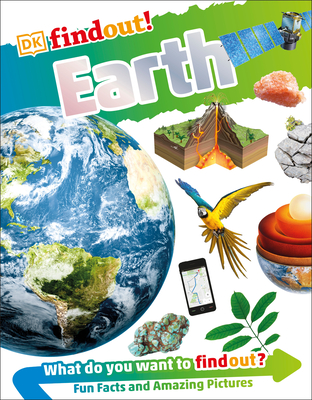 DKfindout! Earth (DK findout!) Cover Image