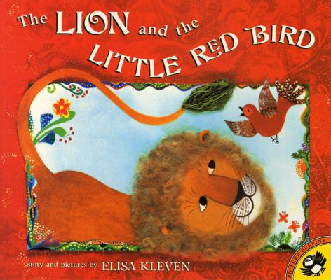 The Lion and the Little Red Bird Cover