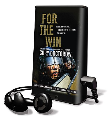 For the Win [With Earbuds] Cover Image