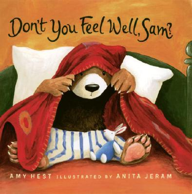Don't You Feel Well, Sam? Cover
