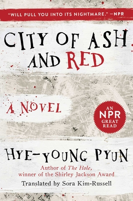 City of Ash and Red: A Novel Cover Image