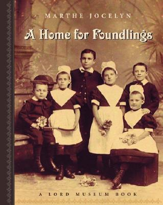 A Home for Foundlings Cover
