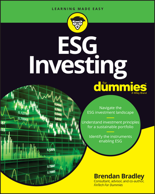 Esg Investing for Dummies Cover Image