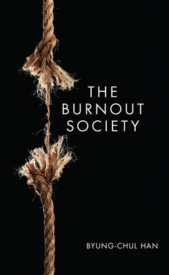 The Burnout Society Cover Image