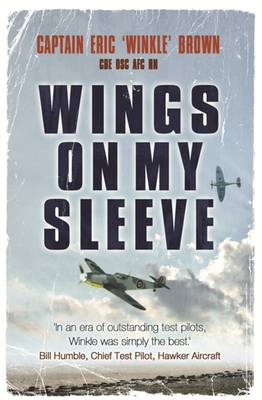 Wings on My Sleeve: The World's Greatest Test Pilot tells his story Cover Image