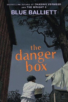 The Danger Box Cover