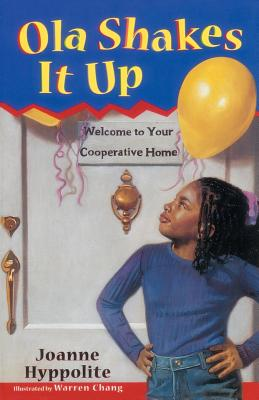 Ola Shakes It Up Cover Image