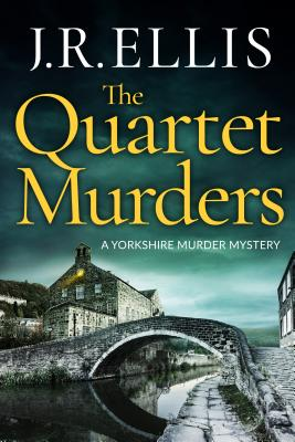 The Quartet Murders (Yorkshire Murder Mystery #2) Cover Image