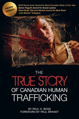 The True Story of Canadian Human Trafficking Cover Image