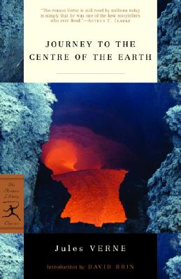 Journey to the Centre of the Earth Cover