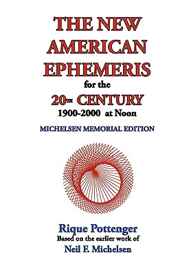 The New American Ephemeris for the 20th Century, 1900-2000 at Noon Cover Image