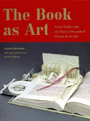The Book as Art Cover
