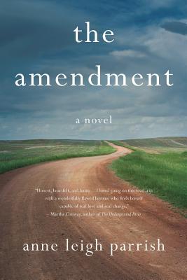Cover for The Amendment