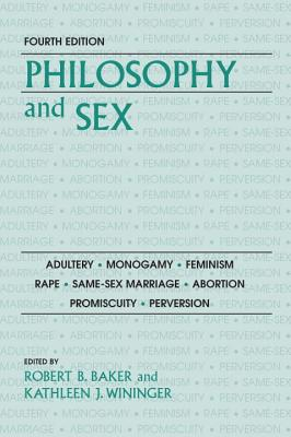 Philosophy and Sex Cover