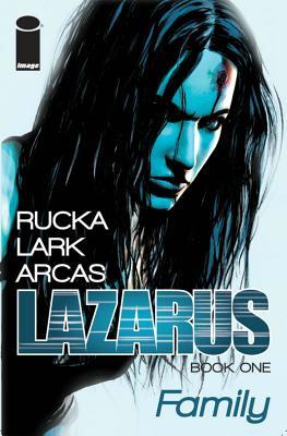 Lazarus Volume 1 Cover