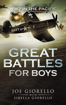 Great Battles for Boys: WWII Pacific Cover Image