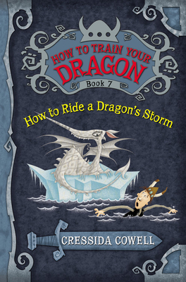 How to Ride a Dragon's Storm Cover