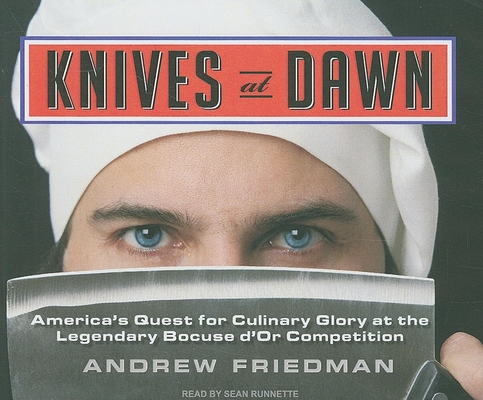 Knives at Dawn Cover