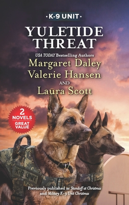 Cover for Yuletide Threat