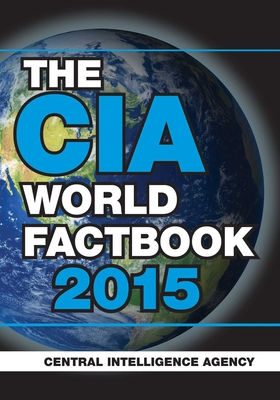 Cover for The CIA World Factbook 2015
