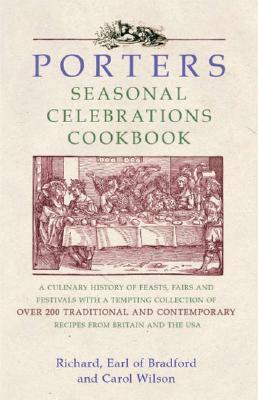Porters: Seasonal Celebrations Cookbook Cover Image