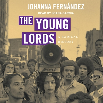 Cover for The Young Lords
