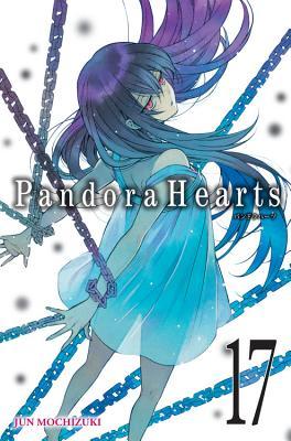 Pandorahearts, Vol. 17 Cover