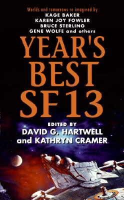 Year's Best SF 13 Cover