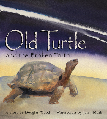 Old Turtle And The Broken Truth Cover Image