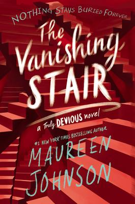 The Vanishing Stair (Truly Devious #2) Cover Image