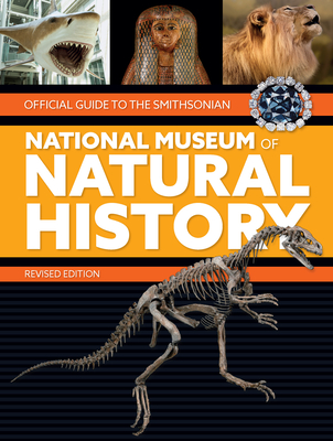 Cover for Official Guide to the Smithsonian National Museum of Natural History