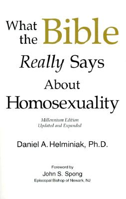What the Bible Really Says about Homosexuality Cover Image
