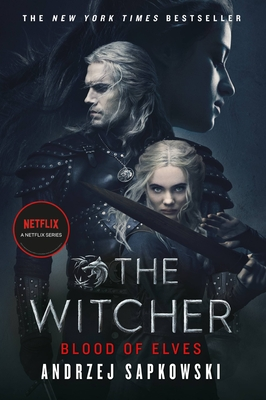 Blood of Elves (The Witcher) Cover Image