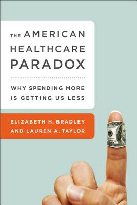 The American Health Care Paradox Cover