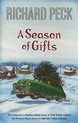 A Season of Gifts Cover