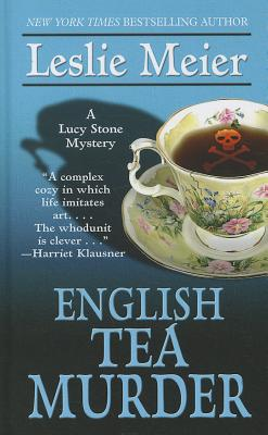 English Tea Murder Cover Image