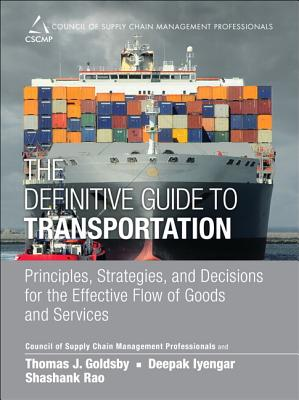 Cscmp: Transportation (Council of Supply Chain Management Professionals) Cover Image