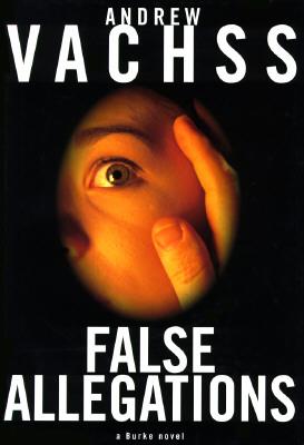 False Allegations Cover