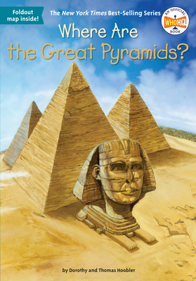 Where Are the Great Pyramids? (Where Is...?) Cover Image