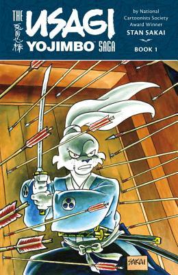 Usagi Yojimbo Saga Volume 1 Cover Image