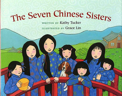 The Seven Chinese Sisters Cover