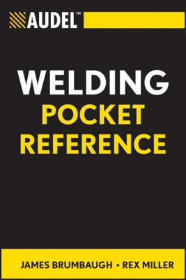 Audel Welding Pocket Reference (Audel Technical Trades #37) Cover Image