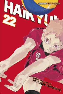 Haikyu!!, Vol. 22: Land vs. Air Cover Image