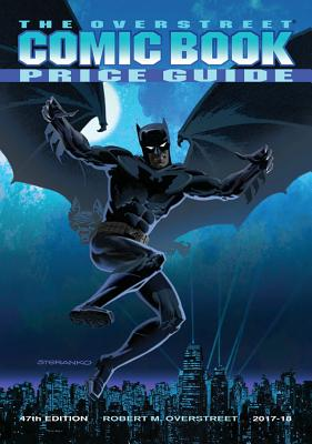 Overstreet Comic Book Price Guide Volume 47 Cover Image