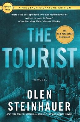 The Tourist: A Novel (Milo Weaver #1) Cover Image