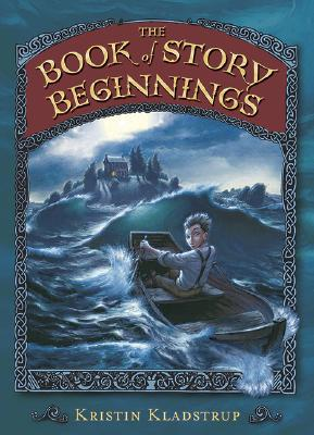 The Book of Story Beginnings Cover
