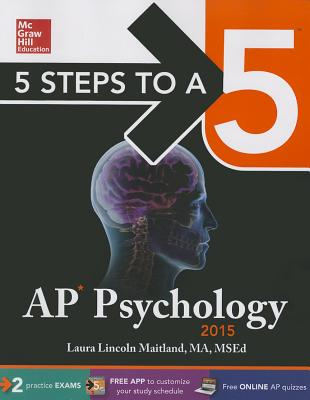 5 Steps to a 5 AP Psychology Cover Image